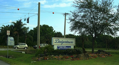 Won't you take me to … Dodgertown