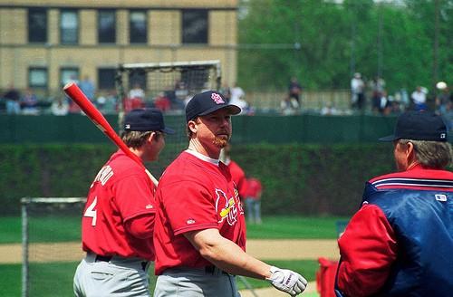 Photo Friday: Cardinals vs. Cubs, 1998