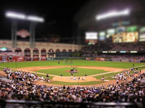 Photo Friday: Miniature baseball