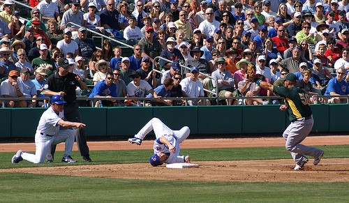 Photo Friday: Cactus League action