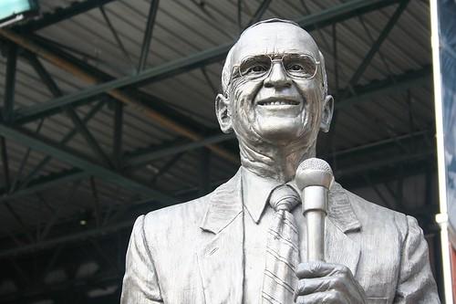 Ernie Harwell's legacy