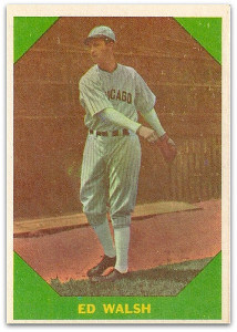 1960 Fleer Ed Walsh