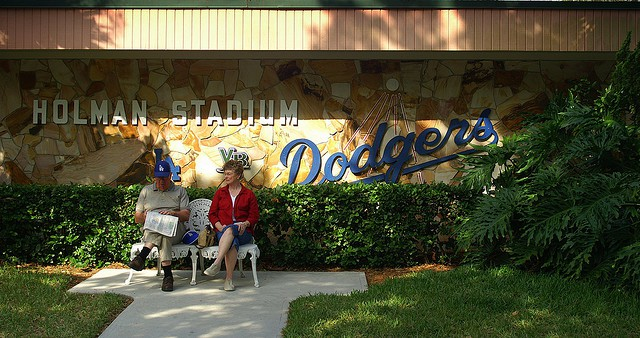 Alas, Dodgertown