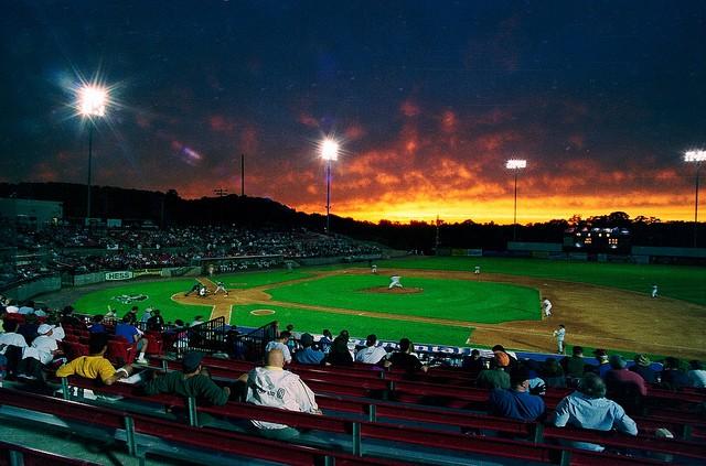 Ballpark landscapes