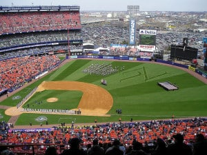Opening Day at Shea, 2004
