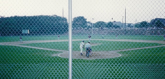 Cape Cod baseball memories