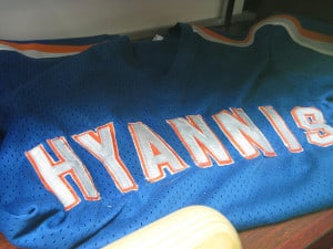 Hyannis Mets jersey