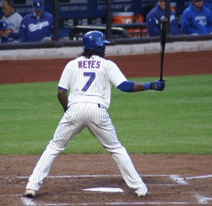 Reyes leads off