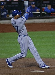 Kemp connects