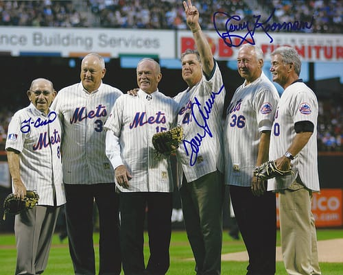 Halfway point on a 1969 Mets photo
