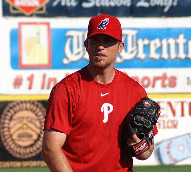From ND to MLB: Brad Lidge