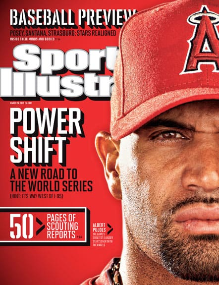 More cover history: The 2012 SI baseball preview