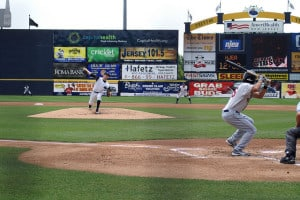 David Phelps vs. the Sea Dogs