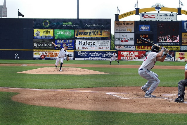 Looking at 2012 minor league attendance figures