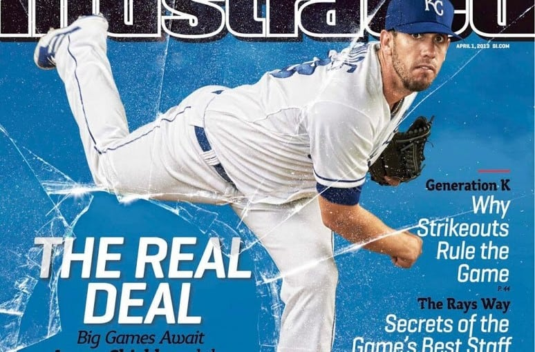The six covers of SI's 2013 baseball preview issue