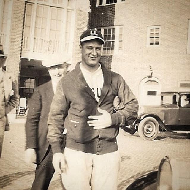 Lou Gehrig in Asbury Park