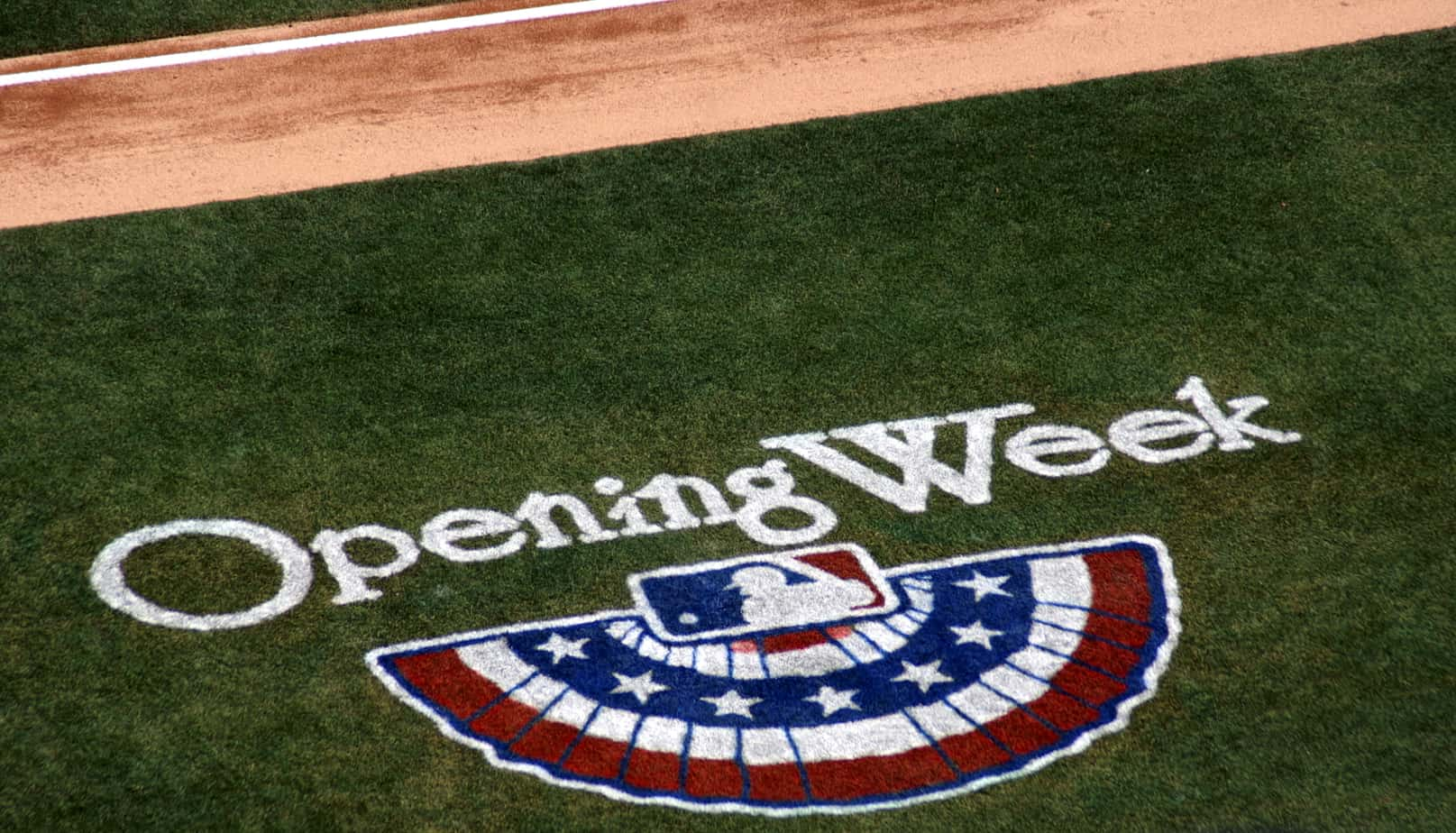 Mets' Opening Day opponents, sites through the years