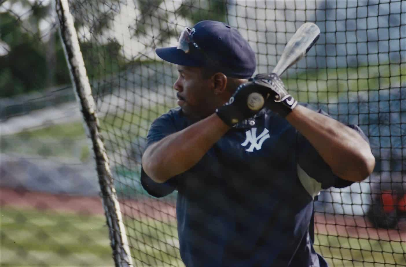 Raines' road to Cooperstown passed through New Jersey