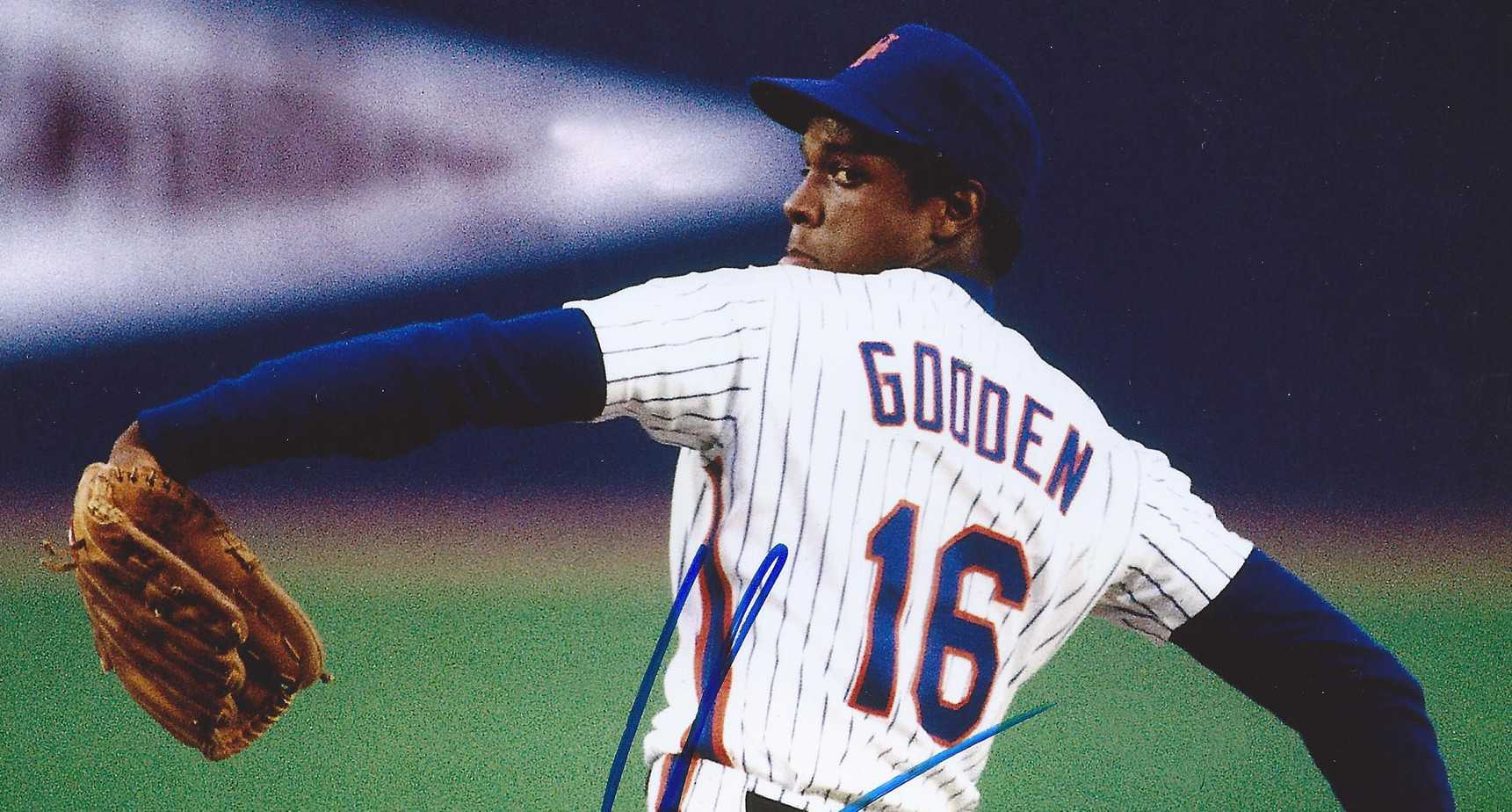 Doc Gooden was a wizard, at least according to the Mountain Goats