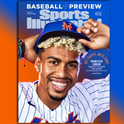All-time Sports Illustrated baseball preview issue cover appearances