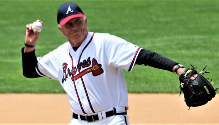 When Niekro pitched to Boggs