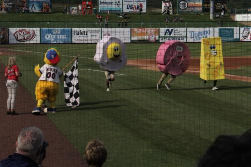 Pork Roll, Egg and Cheese Race