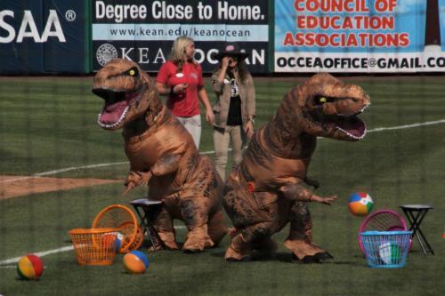 T-Rex race
